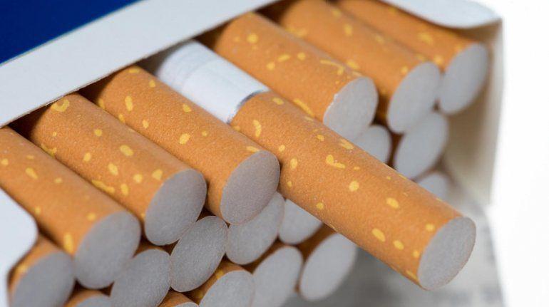 Los cigarrillos vuelven a aumentar, esta vez un 9%