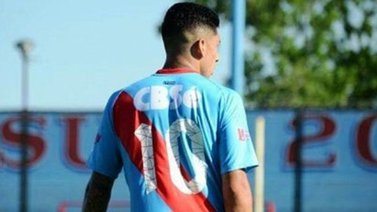 Lucas Necul, el juvenil volante de Arsenal que interesa en Boca