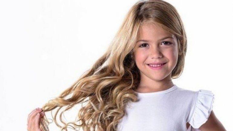 Mini It Girl: Lola Demichelis, la hija de Evangelina Anderson, estrella de Instagram a los 6