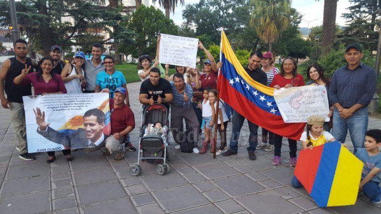 Más de 1.200 venezolanos llegaron a Jujuy durante el 2018