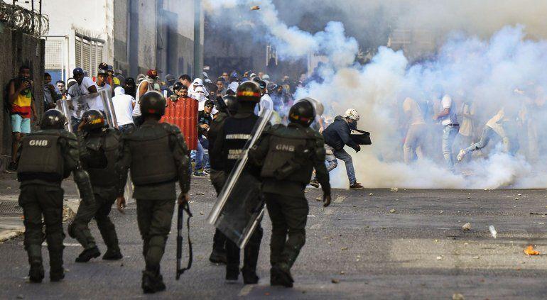 La cifra de muertos en Venezuela asciende a 26