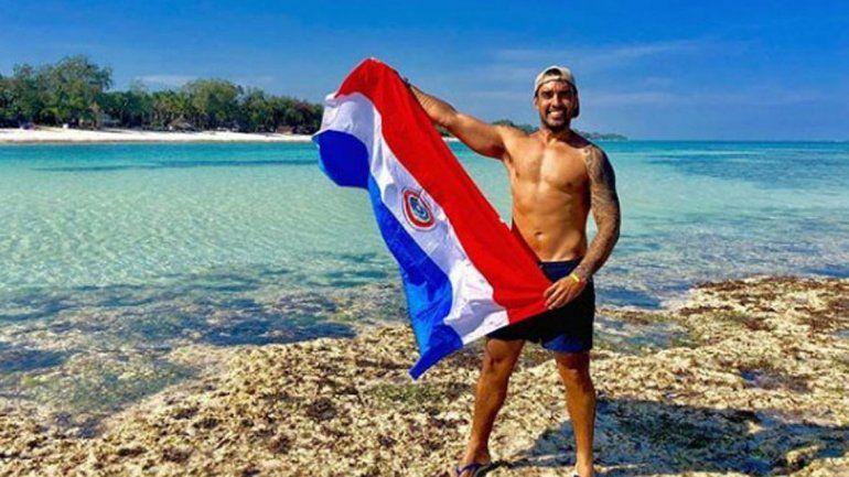 Un albañil paraguayo recorrió 96 países trabajando 6 meses al año