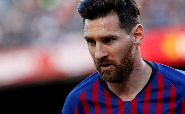 Messi pide que continúe la búsqueda de Emiliano Sala