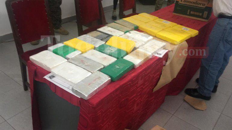 Golpe al narcotráfico en Jujuy: secuestraron cocaína valuada en más de $20 millones
