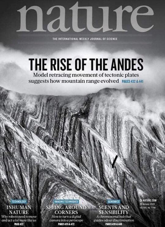Jujuy en la tapa Nature, una de las revistas científicas más importantes del mundo