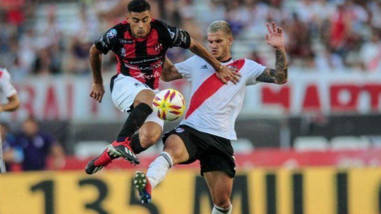 River extiende su racha negativa en la Superliga