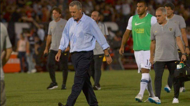 Newells 1-Boca 1: en el debut de Alfaro, el Xeneize empató y quedó lejos de la pelea por el título