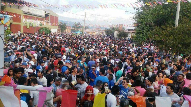 ¡Se viene el carnaval! El cronograma de desentierros y corsos en Palpalá