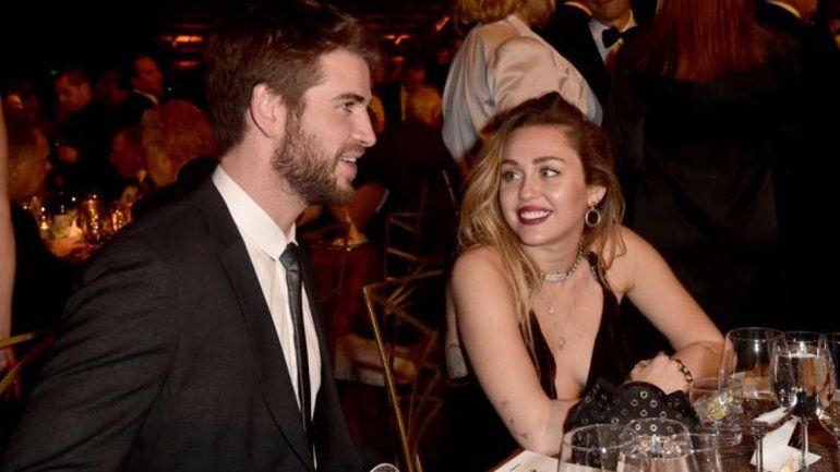 Mi bella esposa: Liam le dedicó unas hermosas palabras a Miley  y su cara lo dijo todo