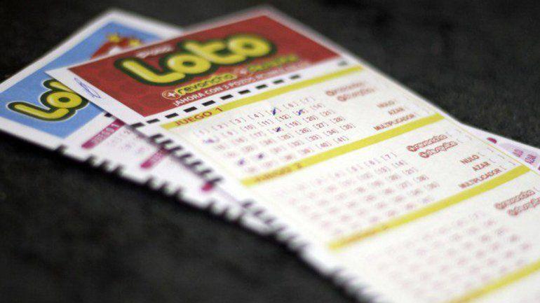 El Loto trae suerte: apareció el ganador de $283 millones