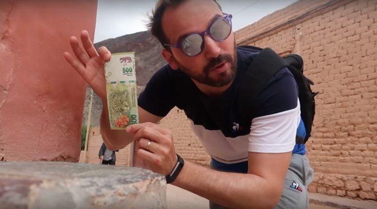 ¿Qué se puede comprar con $500 en Purmamarca?: El nuevo video de Merakio en Jujuy