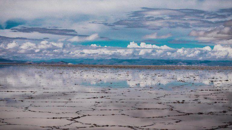 Las Salinas Grandes es una de las 7 Maravillas Argentinas
