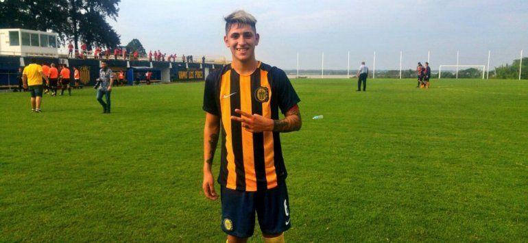 Gastón Ávila: la nueva joya de Boca que todavía no debutó en Primera