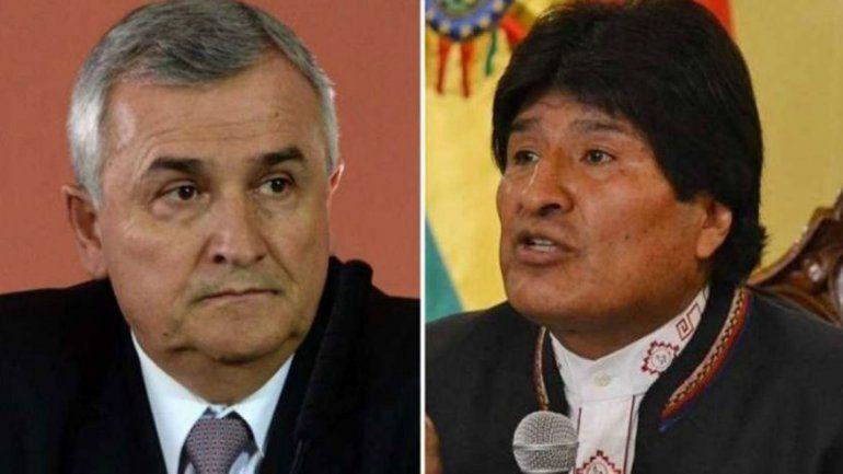 Gerardo Morales mostró los tickets del jujeño internado en Bolivia: le cobraron hasta el papel higiénico