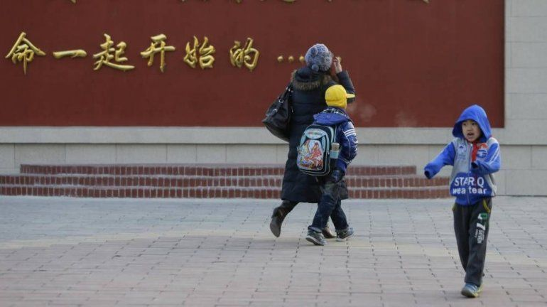 Un niño inventó su propio secuestro para no hacer la tarea