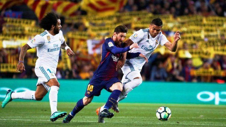 Barcelona - Real Madrid en semifinales de Copa del Rey