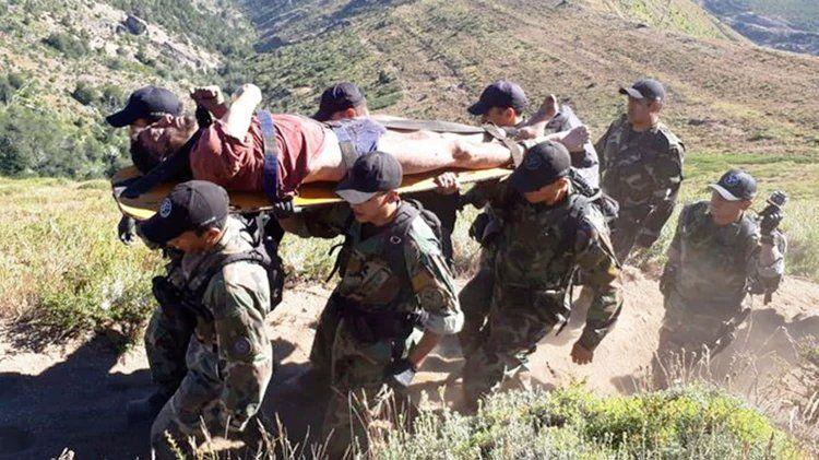Detuvieron a Mariano Cordi, el femicida de la joven asesinada en Bariloche