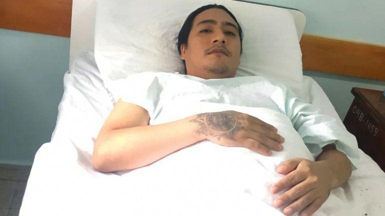 Hoy operan a Manuel Vilca, el músico jujeño accidentado en Bolivia