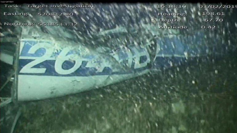 Encuentran un cuerpo en el avión donde viajaba Emiliano Sala