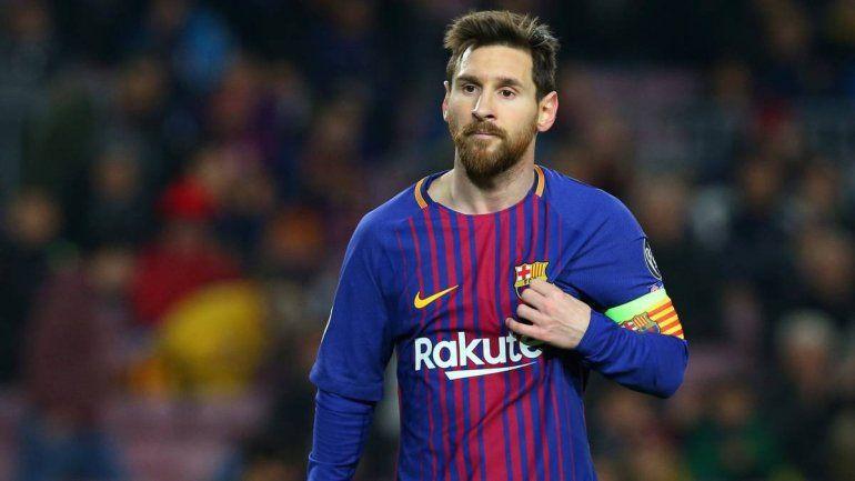 ¿Se pierde el clásico? Messi trabajó diferenciado a dos días del duelo con el Real Madrid