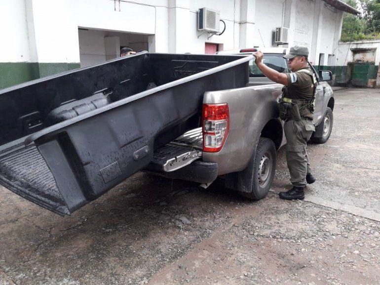 Yuto: detienen a un hombre que llevaba casi 50 kilos de cocaína a Palpalá