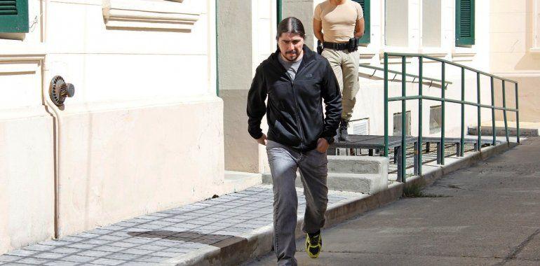 Martín Baéz se presentó a declarar y quedó detenido en Comodoro Py
