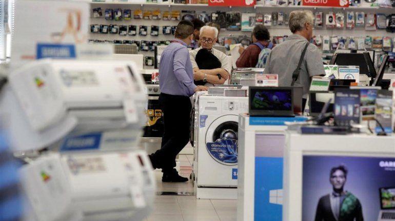 Los sectores del mercado interno más golpeados por la crisis económica