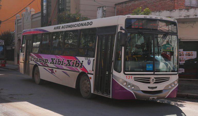 Se levanta el paro: la empresa Xibi-Xibi vuelve a circular desde las 15