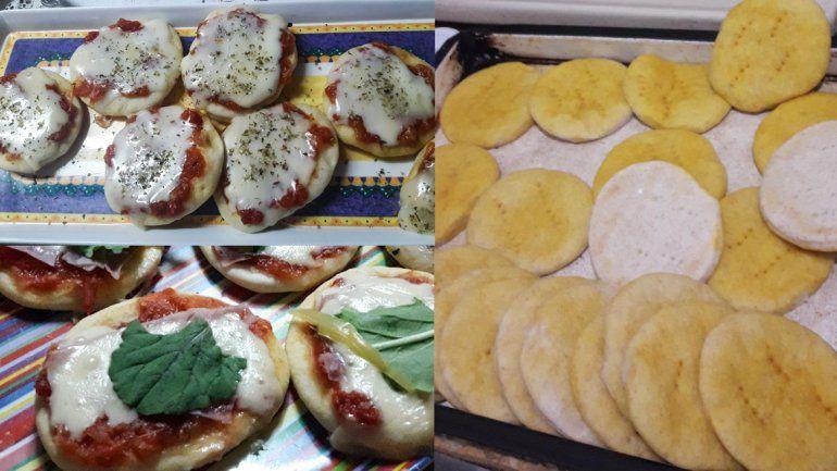 La mejor receta para hacer pizzetas caseras y deleitar a todos
