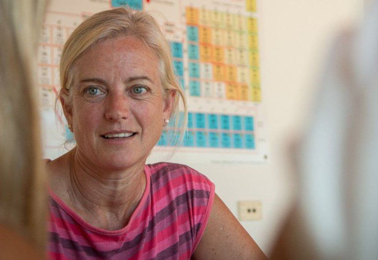 ¡De Jujuy al mundo! Karen Hallberg premiada como una de las mejores científicas a nivel internacional