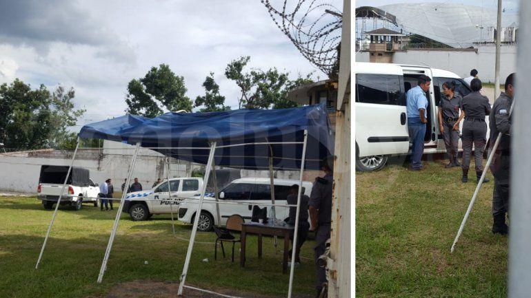 Penal de Gorriti: encontraron a un efectivo policial sin vida en una de las torres