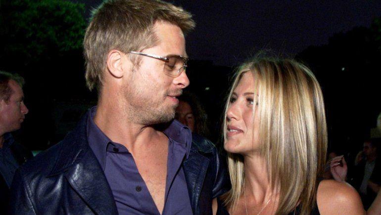 ¿Volvió el amor? Brad Pitt y Jennifer Aniston se reencontraron