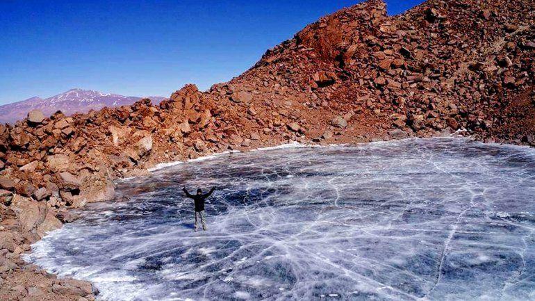 Volcán Tuzgle, el imperdible destino turístico de la Puna jujeña