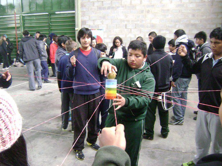 Formador de Pequeños Gigantes en el arte Aprender Cooperando
