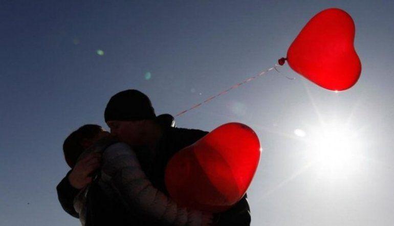 Felíz San Valentín a todos los enamorados