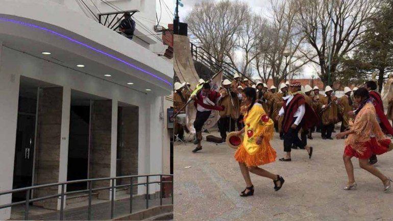 Festival solidario a beneficio de los comedores quiaqueños en San Salvador