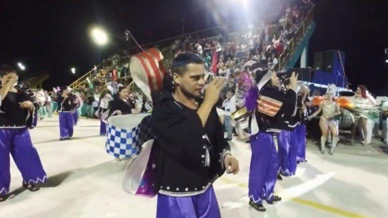 Carnaval inclusivo: una comparsa correntina interpreta el samba con lengua de señas