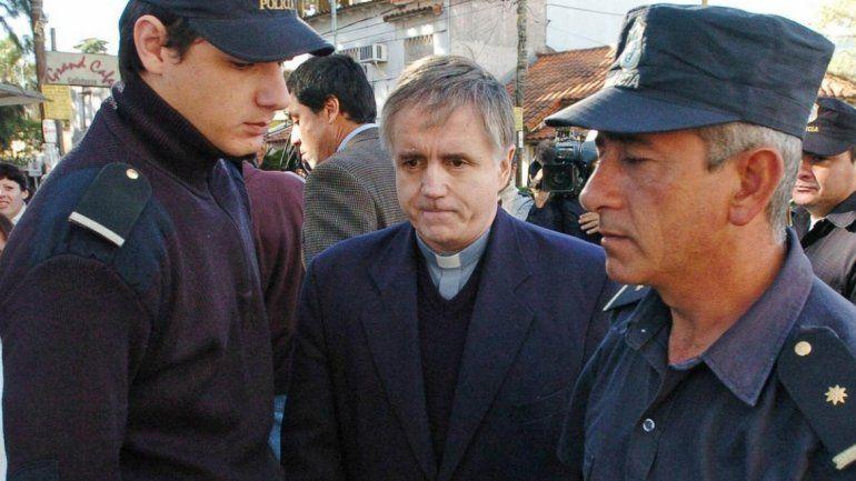 El cura Grassi fue incluido en el registro de violadores
