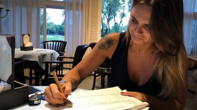 Amalia Granata confirmó que será precandidata a diputada