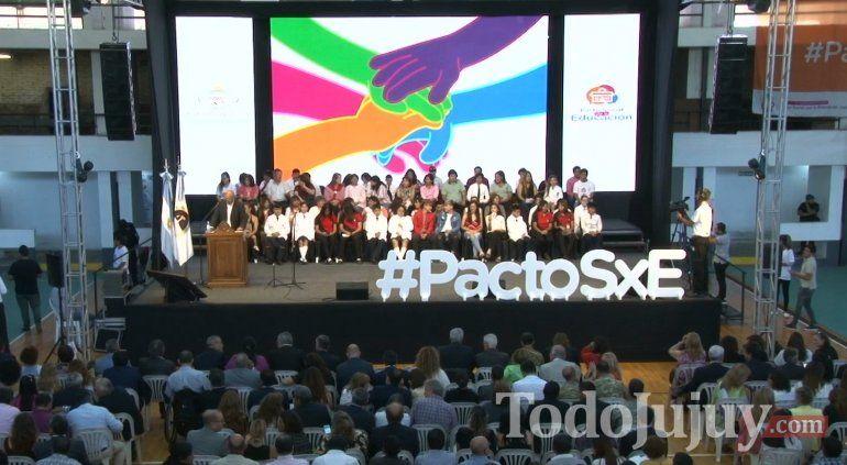 Pacto Social por la Educación: realizarán casi 500 obras en escuelas de toda la provincia