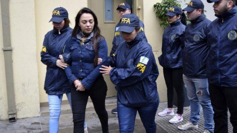 Cuadernos de la corrupción: ordenaron liberar a Carolina Pochetti, la viuda de Daniel Muñoz