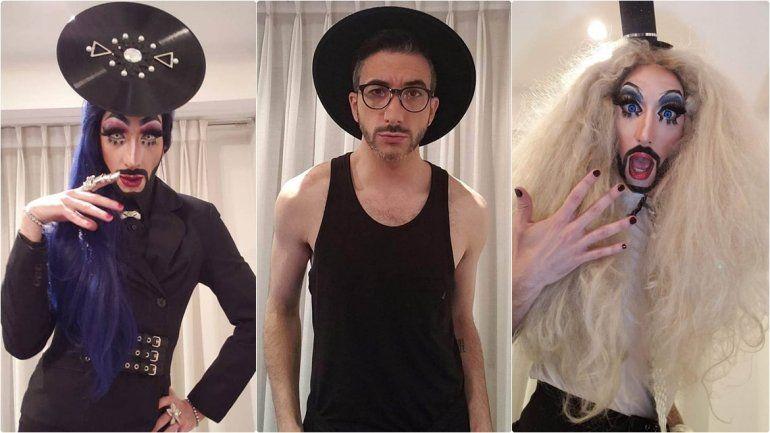 Un Drag Queen salteño quiere coronarse como Reina de la Vendimia
