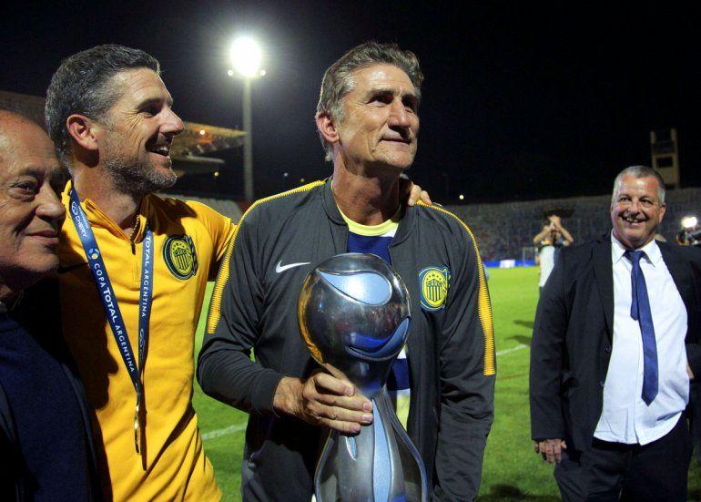 Rosario Central despidió a Bauza, el DT que lo sacó campeón después de 23 años