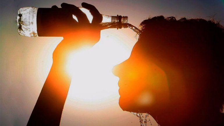 A disfrutar hoy que mañana llegan las lluvias: anticipan una máxima de 36°C