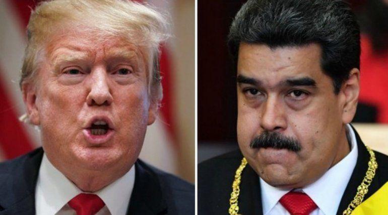 Que abrace la democracia o se enfrente a mas sanciones y aislamiento: El ultimátum de Estados Unidos a Maduro