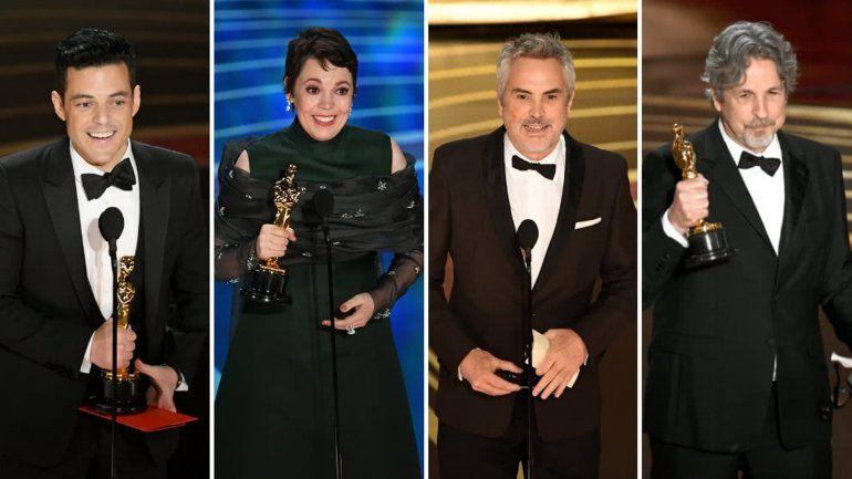 Green Book ganó el premio a Mejor película