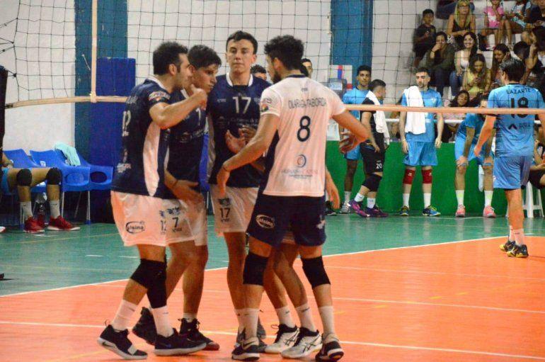 Jujuy Vóley cerró la primera fase con una derrota en Tucumán