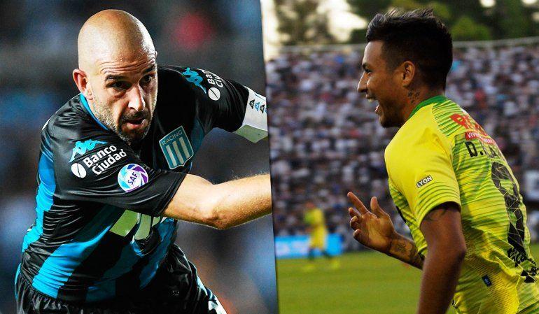 Qué les queda a Racing y Defensa en la recta final de la Superliga Argentina