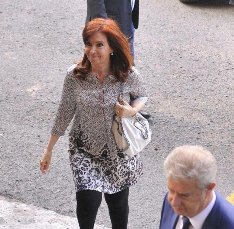 Cristina Fernández de Kirchner presentó un escrito ante el juez Claudio Bonadío