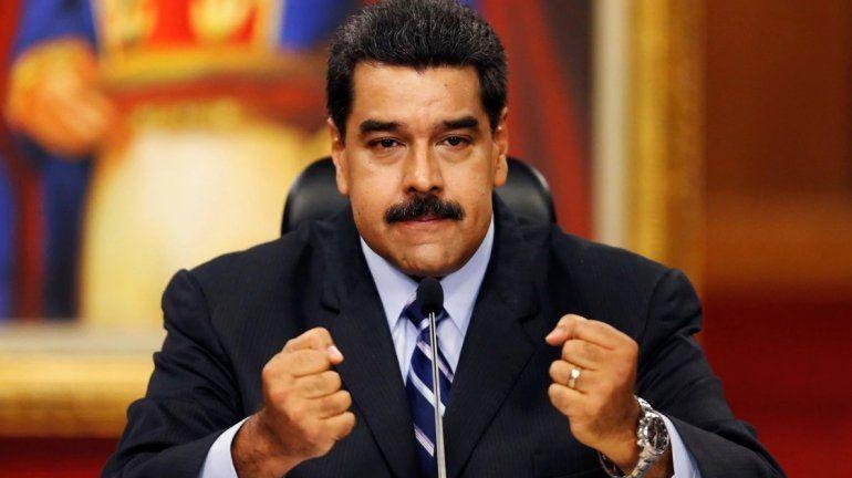 Venezuela: detienen a periodistas porque a Maduro no le gustaron las preguntas
